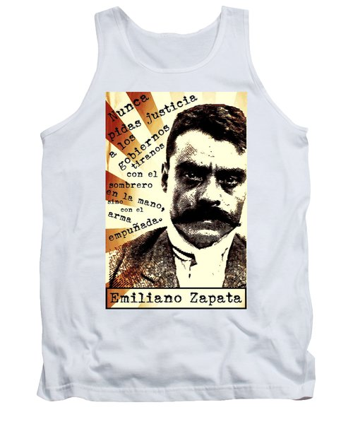Zapatismo Tank Top