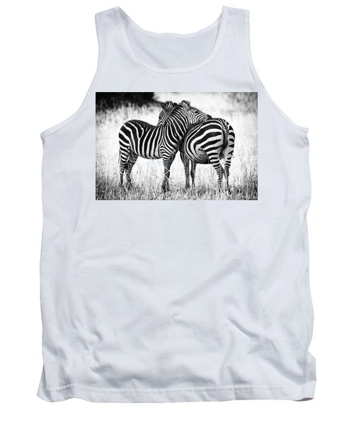 Zebra Love Tank Top