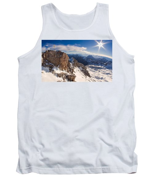 Zugspitze Summit Tank Top