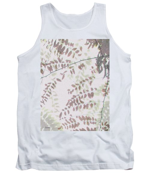 Autumn Meeting Tank Top