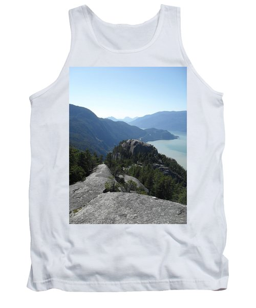 The Chief Tank Top by Michael Standen Smith