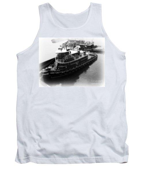 Tug  Tank Top by Kristine Nora