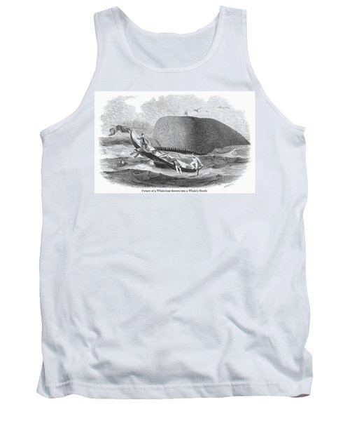Whaling, 1850 Tank Top