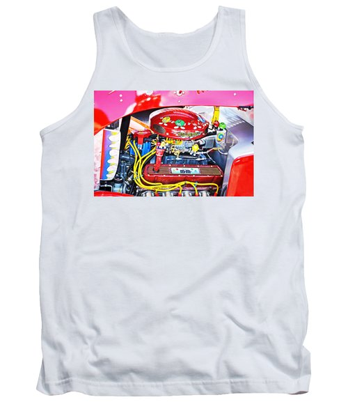 Tank Top featuring the photograph 1933 M And M Hot Rod Ford by Paul Mashburn