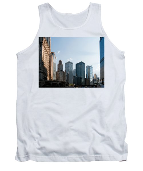 Chicago City Center Tank Top