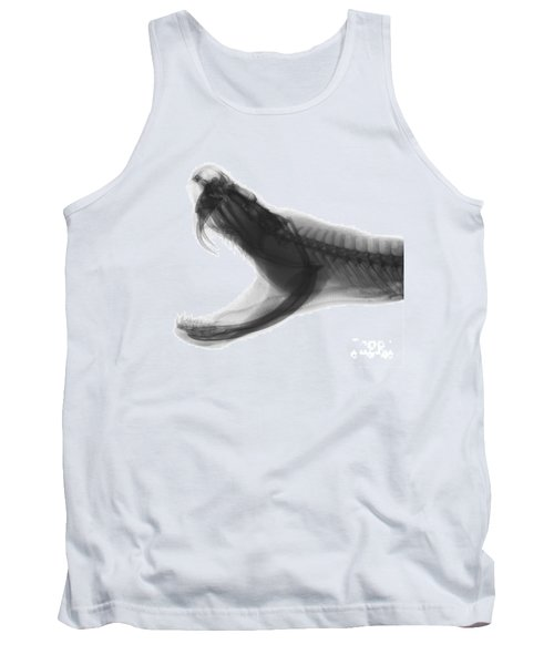 Eastern Diamondback Rattlesnake, X-ray Tank Top