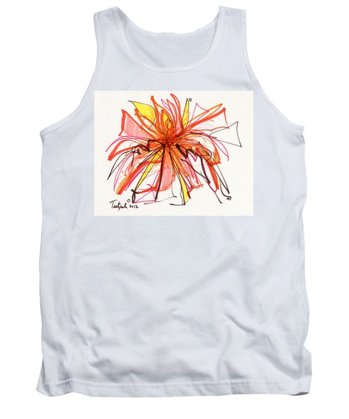 2012 Drawing #15 Tank Top