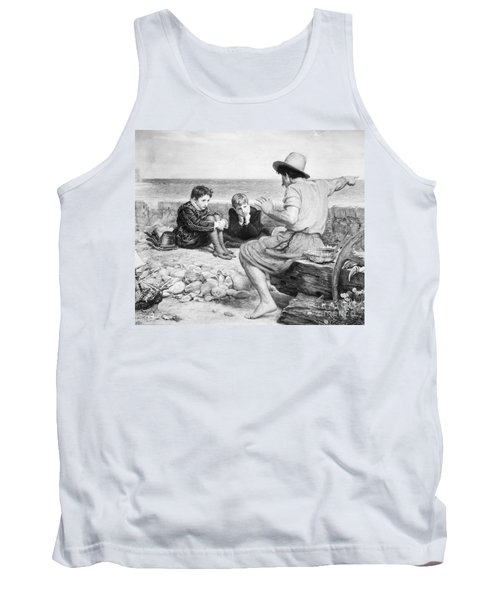 Sir Walter Raleigh Tank Top