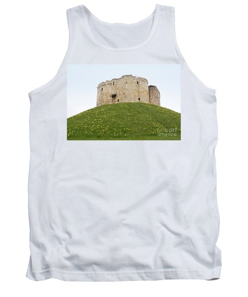 Scenes From The City Of York  Tank Top