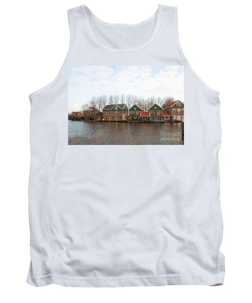 Scenes From Amsterdam Tank Top by Carol Ailles