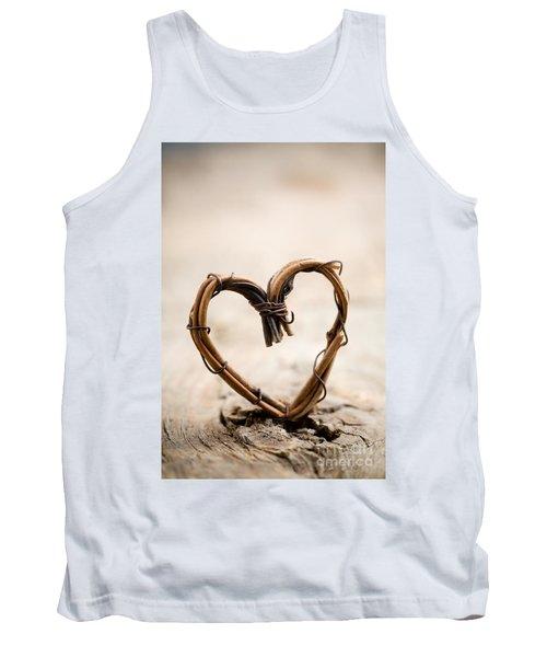 Valentine Heart Tank Top