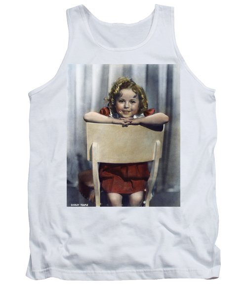 Shirley Temple (1928- ) Tank Top by Granger