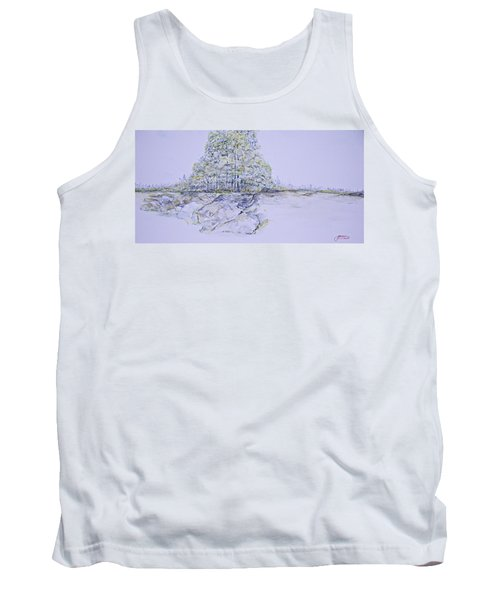 A Day In Central Park Tank Top