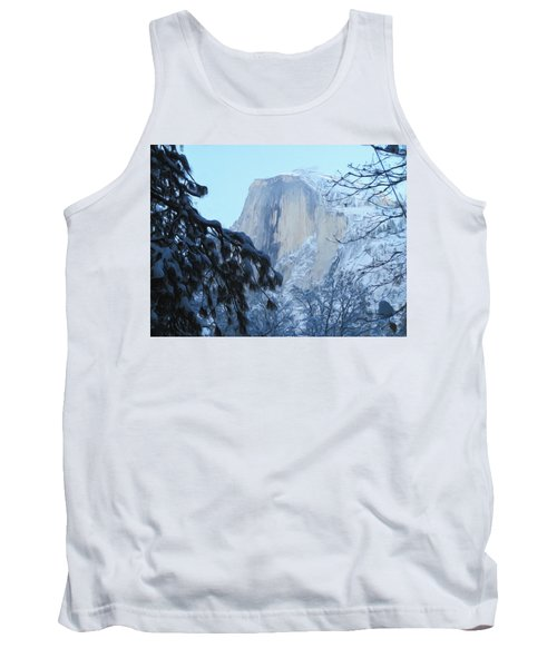 Tank Top featuring the photograph A Glimpse Through The Trees by Heidi Smith