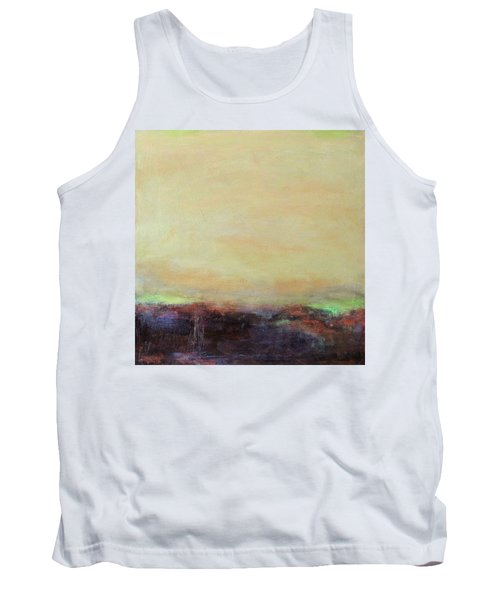 Abstract Landscape - Rose Hills Tank Top