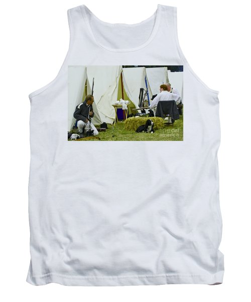 American Camp Tank Top