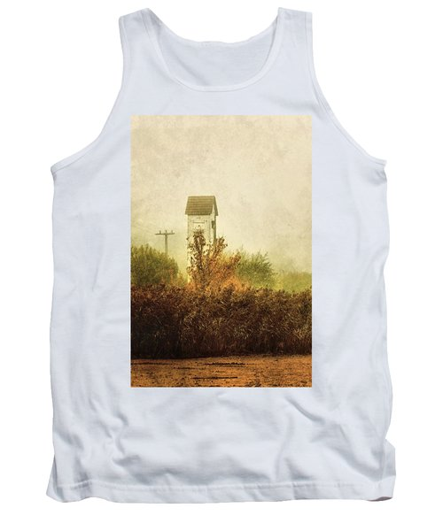Ancient Transformer Tower Tank Top
