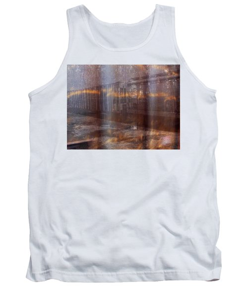 Asphalt Series - 1 Tank Top