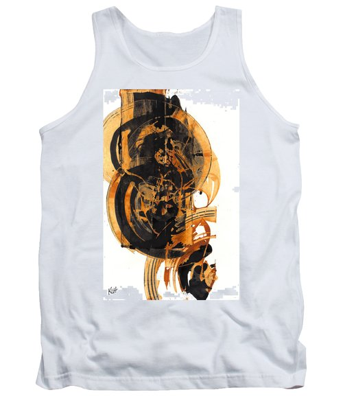 Tank Top featuring the painting Austere's Moment O Glory 113.122210 by Kris Haas