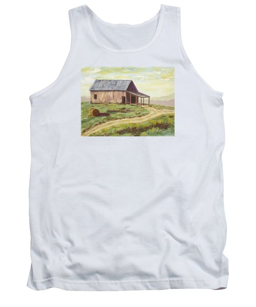 Barn On The Ridge Tank Top
