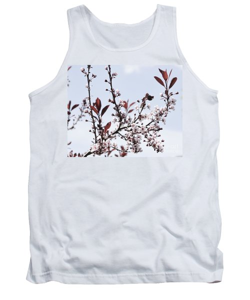 Blossoms In Time Tank Top