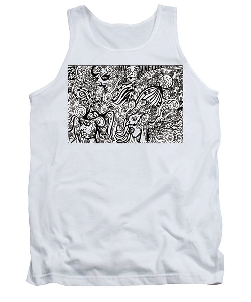 Blowing In The Breeze Tank Top