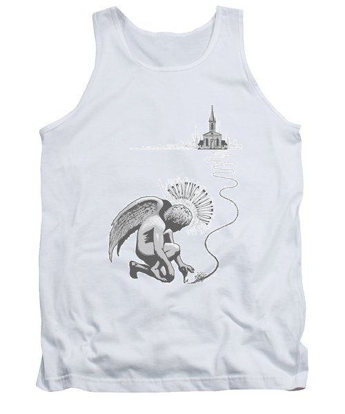 Breaking Tradition Tank Top by Tony Koehl