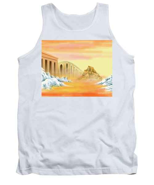 Bridges Of Parting Tank Top
