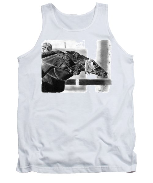 By A Nose Tank Top