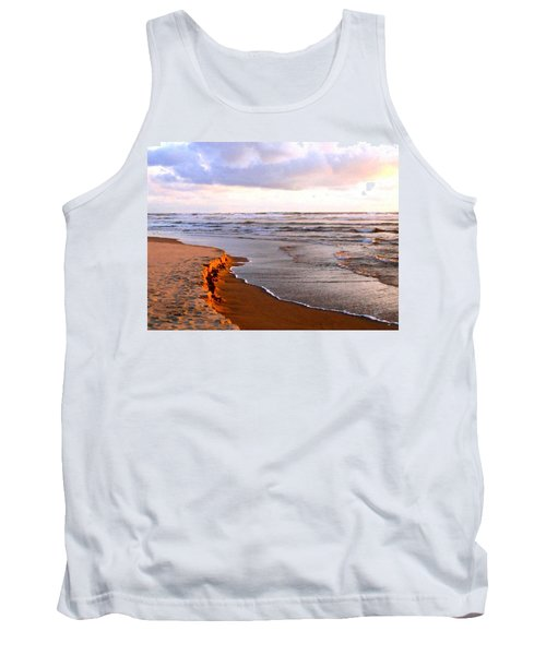 Cannon Beach Painting Tank Top