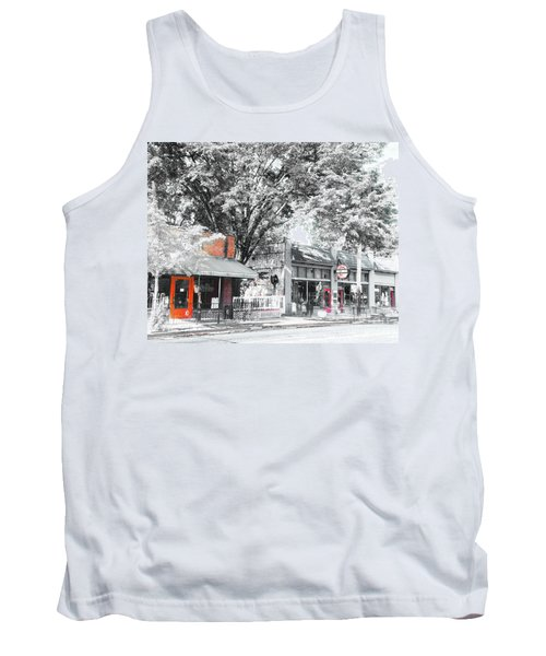 Cooper Young Places Tank Top