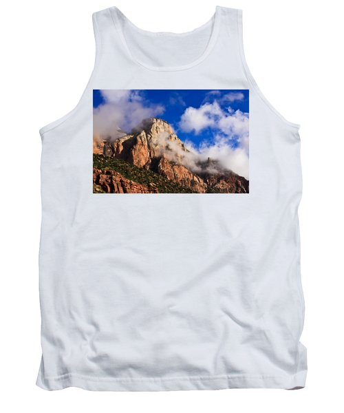 Early Morning Zion National Park Tank Top