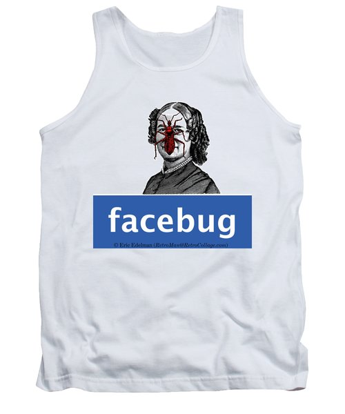 Facebug For Women Tank Top