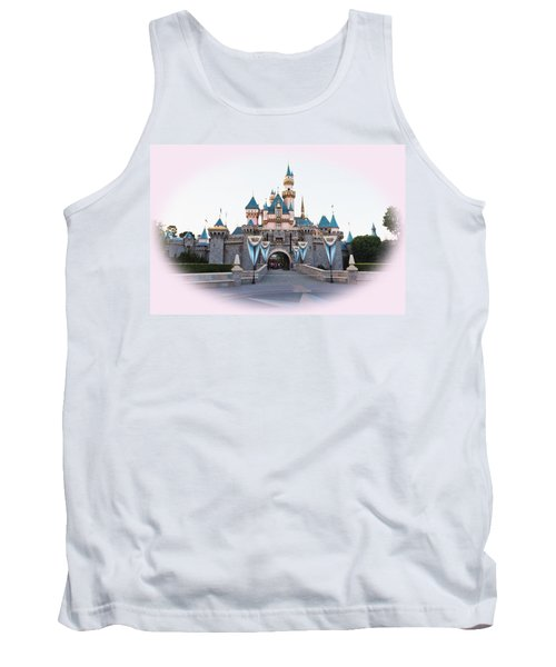 Fairytale Castle Tank Top
