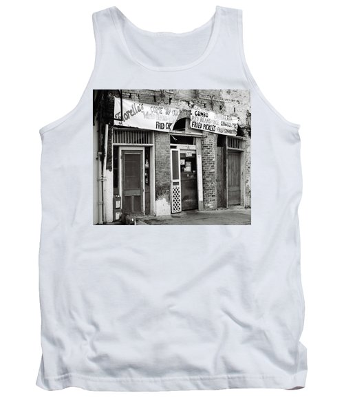 Fiorellas Tank Top
