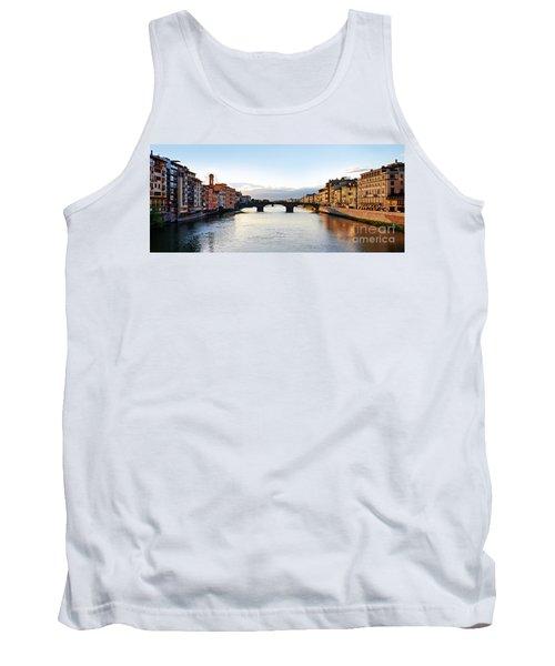 Firenze - Italia Tank Top