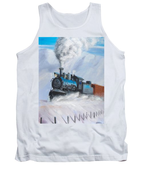 First Train Through Tank Top