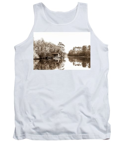 Tank Top featuring the photograph Florida by Shannon Harrington
