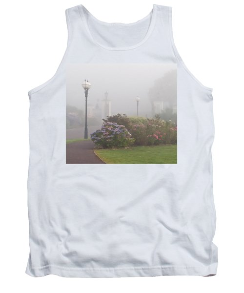 Foggy Morn Tank Top