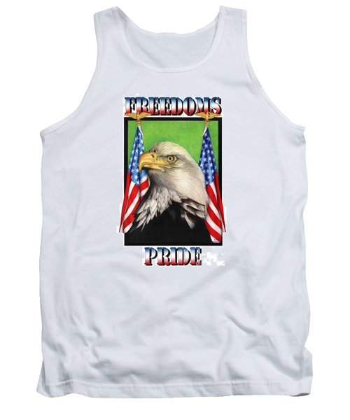 Freedoms Pride Tank Top