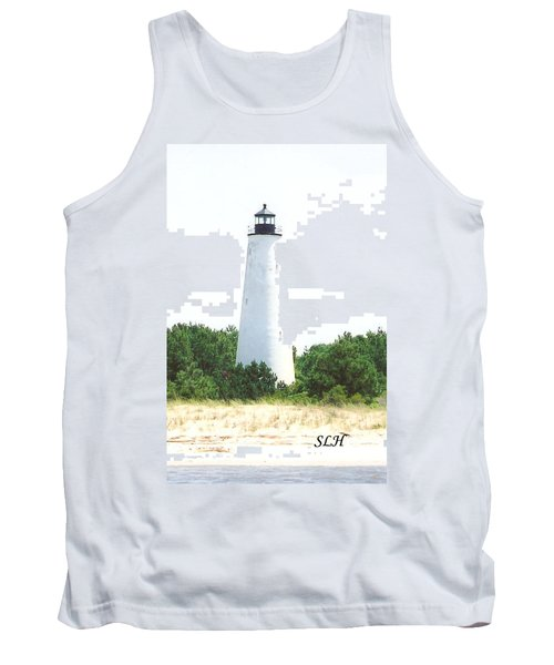 George Town Lighthouse Tank Top