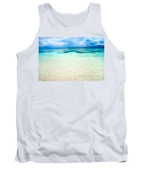 Tank Top featuring the photograph Gili Meno - Indonesia. by Luciano Mortula