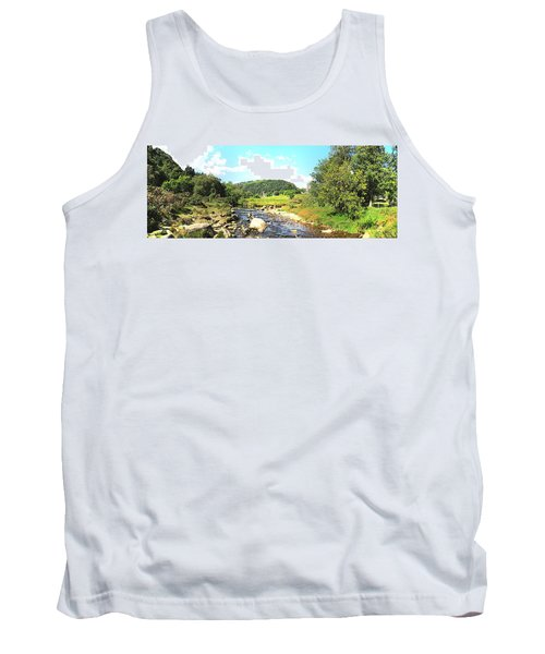Glendalough Panorama Tank Top