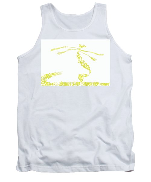 Ground Frond Tank Top