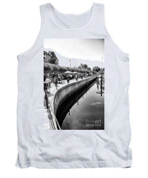 Hanging At The Harbor Tank Top