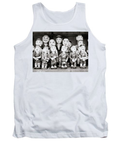 Hanoi Water Puppets Tank Top