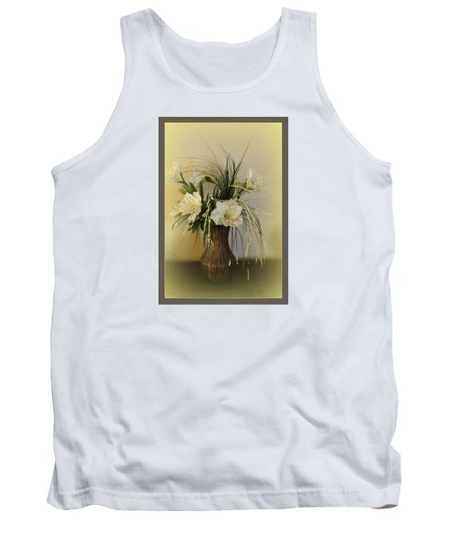 Tank Top featuring the photograph Happiness by Sherri  Of Palm Springs