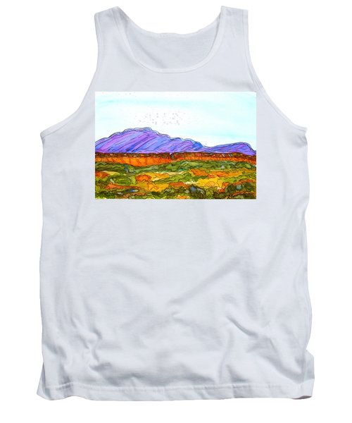 Hills That Nourish Tank Top