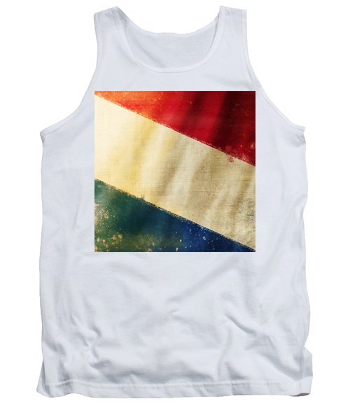 Holland Flag Tank Top