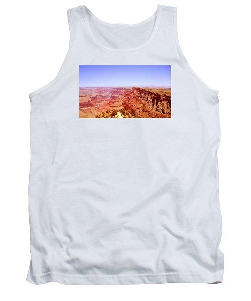 horizon in Grand Canyon Tank Top